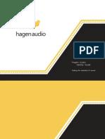 Hagen Audio Identity Guide