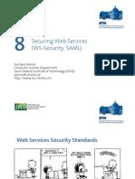 8 WS SOA Security