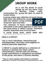 Social Group Work