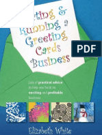 Starting & Running a Greeting Cards Business
