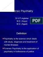 Forensic Psychiatry 2