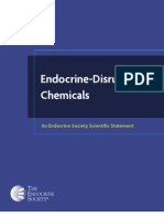 Endocrine Disrupting Chemicals Scientific Statement