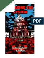 Breaking The System - Obama's Strategy For Change - by David Horowitz & Liz Blaine - pub 2010
