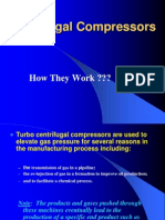 Centrifugal Compressors 2 How It Works