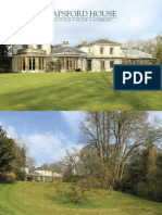 Hapsford House Brochure