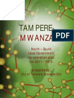 Application Tampere-mwanza 2011-2013 Final Amended