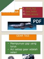 Jenis Gear