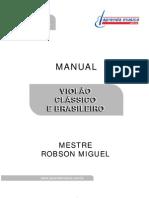 Manual - Violão Clássico (Robson Miguel)