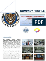 888 Gallant Security Services Corp New