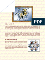 Hive - Reglamento