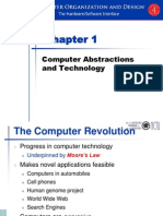 Chapter 1 Computer Abstractions and Technology 20100906