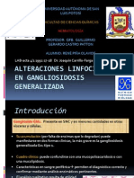 Alteraciones linfocitarias.  RENE PIÑA OLAVIDE