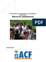 ACF 2010 Manual de capitalización