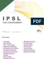 Ipsl Training