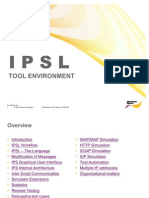 Ipsl Training