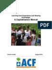 ACF 2010 Capitalization Manual