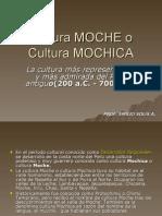 Cultura Moche o Cultura Mochica
