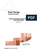 Industrial Buildings Using PDMS