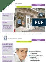 Audioprothésiste Valence - Audition Conseil Valence