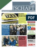 Die Wirtschaft 16. September 2011