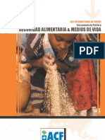 ACF 2010 Politica Seguridad Alimentaria y Medios de Vida