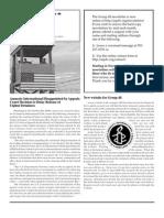 Group 48 Newsletter - October 2008