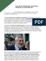 Fabrizio Palenzona - Uscire dalla crisi, concorrenza e liberalizzazioni per la crescita