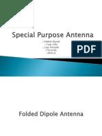 Special Purpose Antenna 3