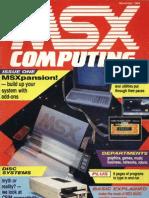 MSX Computing - Nov 1984