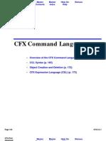 Cfx Command Language