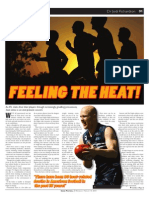 Inside Football - Heat Stress