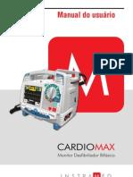Cardioversor Instramed Cardiomax Manual