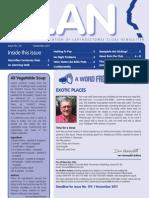 CLAN September 2011 Newsletter