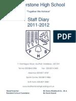 staff diary 2011-2012  final