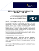 Corrosao Inter Granular Em Juntas Soldadas - PARTE III