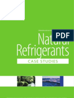 Airah Natural Refrigerants Case Studies