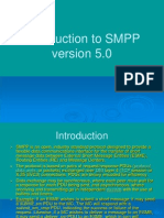 Introduction to SMPP Version 5