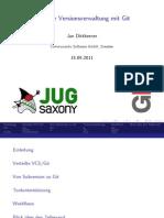 Jug Saxony Git 2011