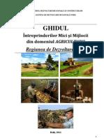Catalogul IMM Din RDN - Agricultură