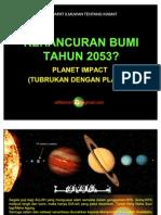 2 Kehancuran Bumi Planet Impact