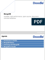 MongoDB Intro