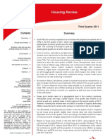 ABSA - Housing Review Q3 2011