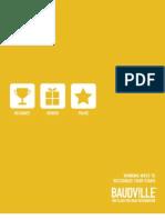 Baudville Employee Recognition Recognize Stars eBook
