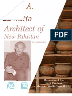 Zulfiqar Ali Bhutto; The Architect of New Pakistan