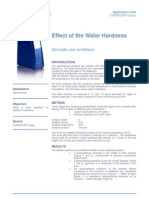 01-TClassic-Effect of Water Hardness