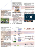 LeadLab French Brochure