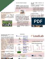 LeadLab Italian Brochure