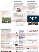 LeadLab German Brochure