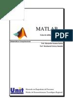 Apostila Algebra Matlab