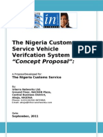 The Nigeria Customs Service Vehicle VerficationTechnology2